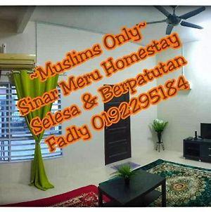 Homestay Sinar Meru Ipoh 2Nd Stry End Lot photos Exterior