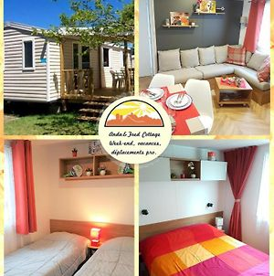 Anda And Fred Cottage - Mobil-Home 2Ch Blois-Tours, Loire, Beauval photos Exterior