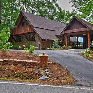 Sky Valley Home With Stunning Views - 1 Mi To Resort photos Exterior