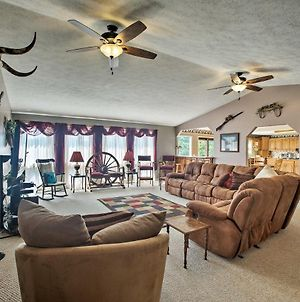 Pet-Friendly, Lakefront Home In Golden With Patio! photos Exterior