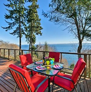 Waterfront Kingston House With Deck And Private Beach! photos Exterior