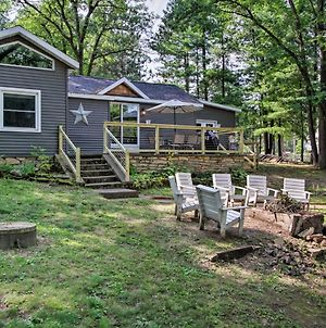 Holcombe Lakefront Cottage - Fishing And Dock! photos Exterior