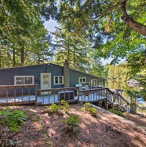 Waterfront Weare Cottage With Fire Pit And Kayaks photos Exterior