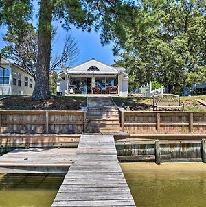 Riverfront Cottage Fire Pit, Kayaks And Paddle Boat photos Exterior