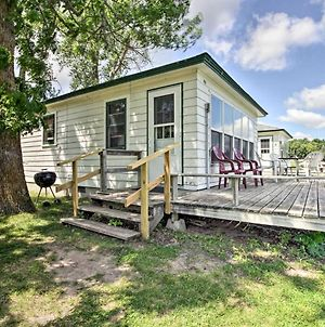 Pet-Friendly Beachfront Dent Cabin With Grill! photos Exterior