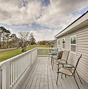Cozy Apt On Bayou Dularge With 70 Acres And Boat Launch photos Exterior