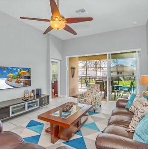 Stunning Home With Great Pool Area, 5 Miles From Disney! Cdc Standards #5Wh524 photos Exterior
