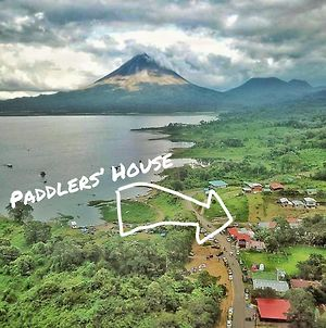 Lake Front House In Arenal- Near La Fortuna photos Exterior