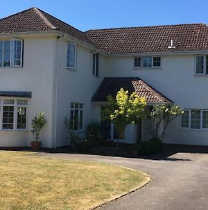 Country House In Amport With Beautiful Views photos Exterior