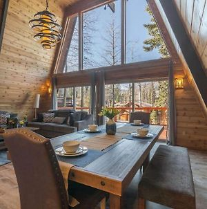 Midnight By Avantstay - Remodeled Alpine Meadows A-Frame photos Exterior