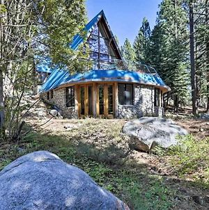 Flume By Avantstay - Squaw Valley Mountain Chalet W Private Hot Tub! photos Exterior