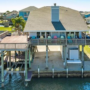 Waterfront Haven - Beautiful Bay Home With 2 Boat Slips! photos Exterior