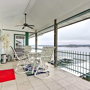 Lake Ozark Escape With Lake View And Pool Access! photos Exterior