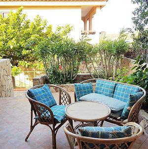 Fascinating Holiday Home In Marinella With Balcony photos Exterior