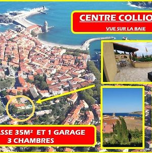 Centre Collioure Vue/Mer - Garage - Clim- Terrasse photos Exterior