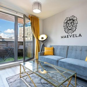 Maevela Apartments - Cube View City Centre Apartment - With Balcony View Of The Cube - Ps4 & Smart Tv'S photos Exterior