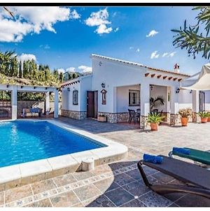 Scenic Holiday Home In Malaga With Private Pool! photos Exterior