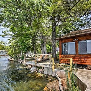 Private Island With Land Access Cabin photos Exterior