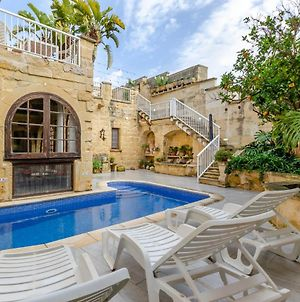 'The Escape' - 300Y/O Gozo Villa With Indoor+Outdoor Pools photos Exterior