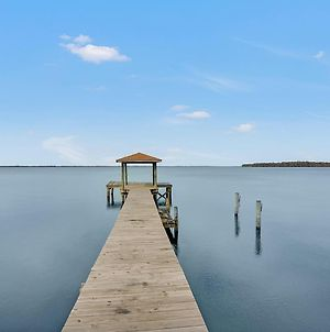 Riverfront Duplex With Dock, Fishing, Charcoal Bbq, Amazing Sunsets!! photos Exterior