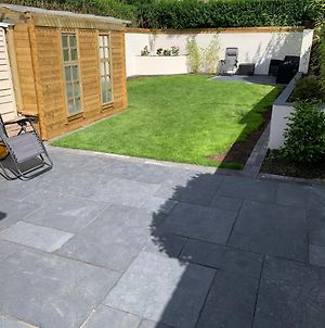 Fantastic Home Bournemouth With Jacuzzi Garden Parking photos Exterior