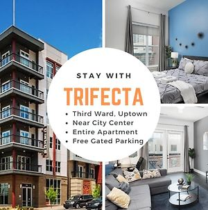 Trifecta Luxury Serviced Apartment In Uptown Clt photos Exterior