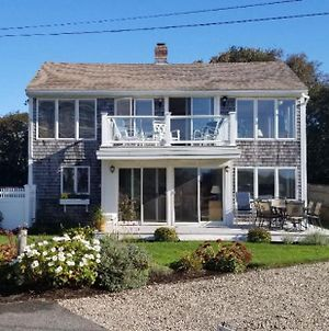 724 1 Minute Walk To Nantucket Sound Beach Water Views From House 2 Decks And Patio Outdoor Shower Air Conditioning photos Exterior