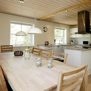 Three-Bedroom Holiday Home In Fjerritslev 8 photos Exterior