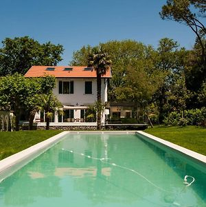 Joy Architect'S Villa With Heated Swimming Pool And Garden In Biarritz photos Exterior