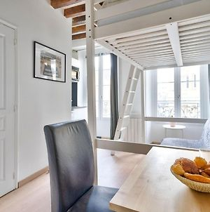 Pretty Mezzanine Studio In The Heart Of Paris photos Exterior