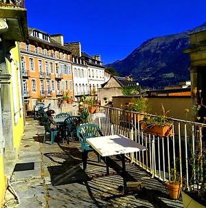 Studio In Luz Saint Sauveur With Wonderful Mountain View Furnished Terrace And Wifi 6 Km From The Slopes photos Exterior
