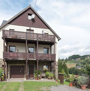 Holiday Home In An Idyllic Setting In The Heart Of The Erzgebirge Mountains With Private Balcony photos Exterior