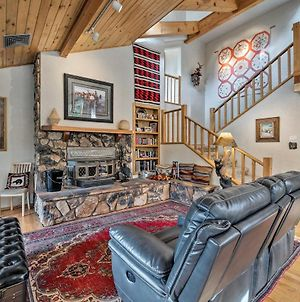 Cloudcroft Mtn Home With Deck-3 Miles To Ski Resort! photos Exterior