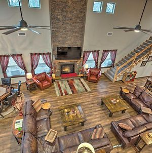 Spacious Kingston Home With Porch-Walk To Lake Texoma photos Exterior