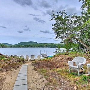 Hartford Cottage With Dock And Private Bch On Bear Pond photos Exterior
