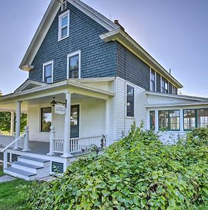 Pastoral Pittsford Home With Amazing Mountain Views! photos Exterior