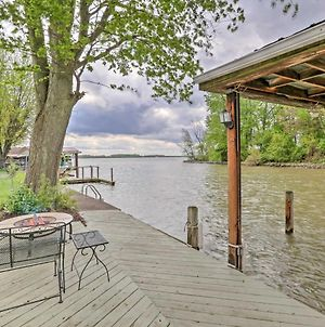 Waterfront Indian Lake House Deck And Private Dock! photos Exterior