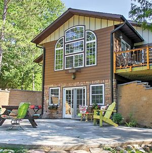 Lakefront Deer River Apt With Dock, Fire Pit And Patio! photos Exterior