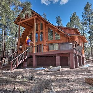 Private 1-Acre Lakeside Escape With Deck And Fire Pit! photos Exterior