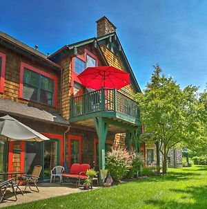 Condo With Pool Steps To Mountain Creek Attractions! photos Exterior