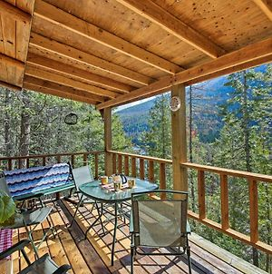 Yaak River Hideaway Private Cabin With Deck And Views photos Exterior