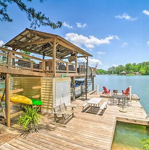 Lake Martin Cabin With Luxury Dock And Kayaks! photos Exterior