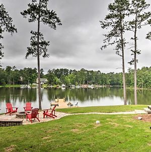 Waterfront Lakehouse Private Dock And Fire Pit photos Exterior
