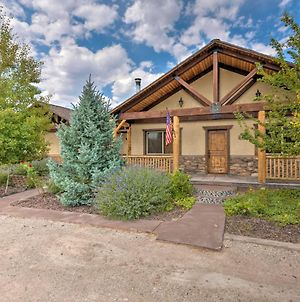 Secluded Sterling Abode 2 Mi To Palisade Sp photos Exterior
