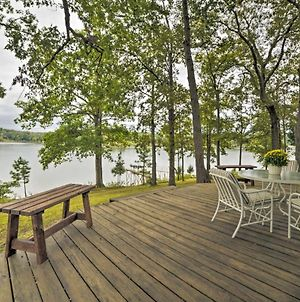 Kentucky Lake Cabin With Private Dock And Fire Pit photos Exterior
