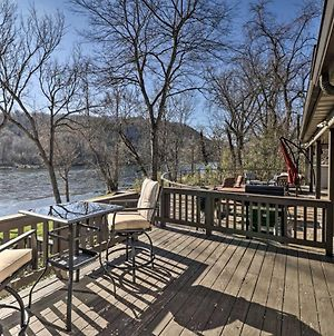 White River Fishing Escape With Deck And Patio! photos Exterior