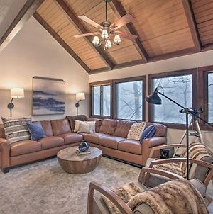 Peaceful Getaway With Fire Pit And Views Ski And Hike! photos Exterior