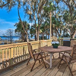 Waterfront Home With Direct Lake Access And Dock! photos Exterior