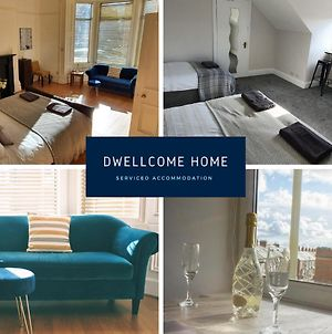 Dwellcome Home South Shields Seaside 4 Bedroom Townhouse photos Exterior
