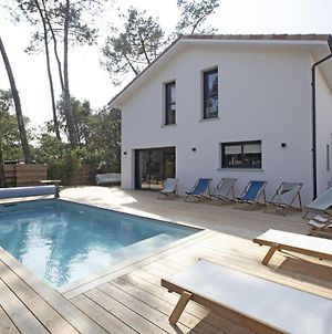Superb 5 Villa With Pool In Labenne-Ocean 500M From The Beach - Welkeys photos Exterior